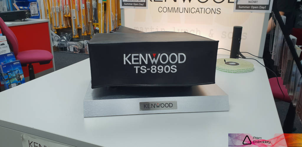 Kenwood TS-890S DX Covers radio dust cover